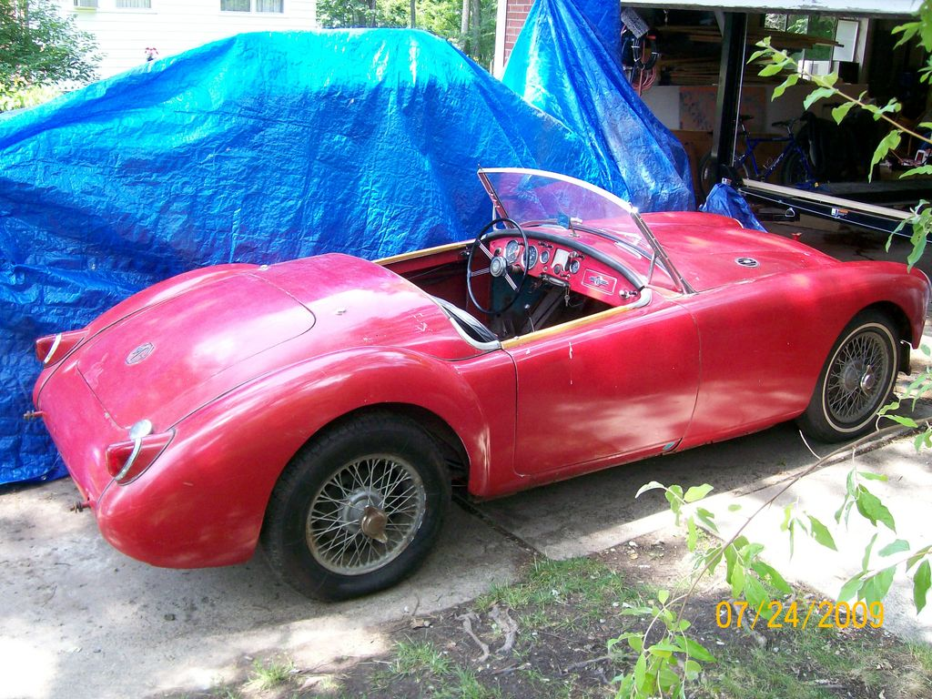 Another wolfeman1608 1957 MG MGA post... - 13452184