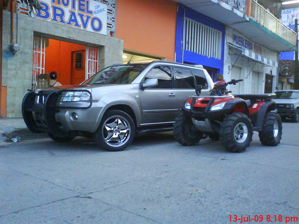 Another nismo_xtrail 2006 Nissan X-trail post... - 13600981