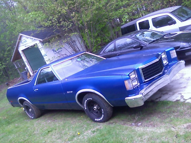 mean azz acura 1979 ford ranchero 33665540004_large - 1979 Ford Ranchero