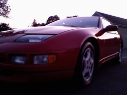 angrharts 1993 Nissan 300ZX