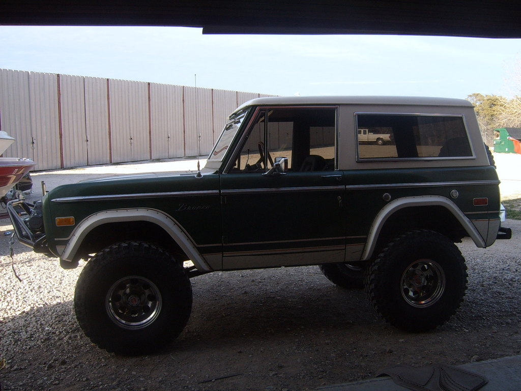 lakesidecustoms 1978 Ford Bronco II Specs, Photos, Modification Info at CarDomain
