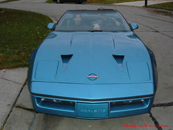 Crowns88 1987 Chevrolet Corvette