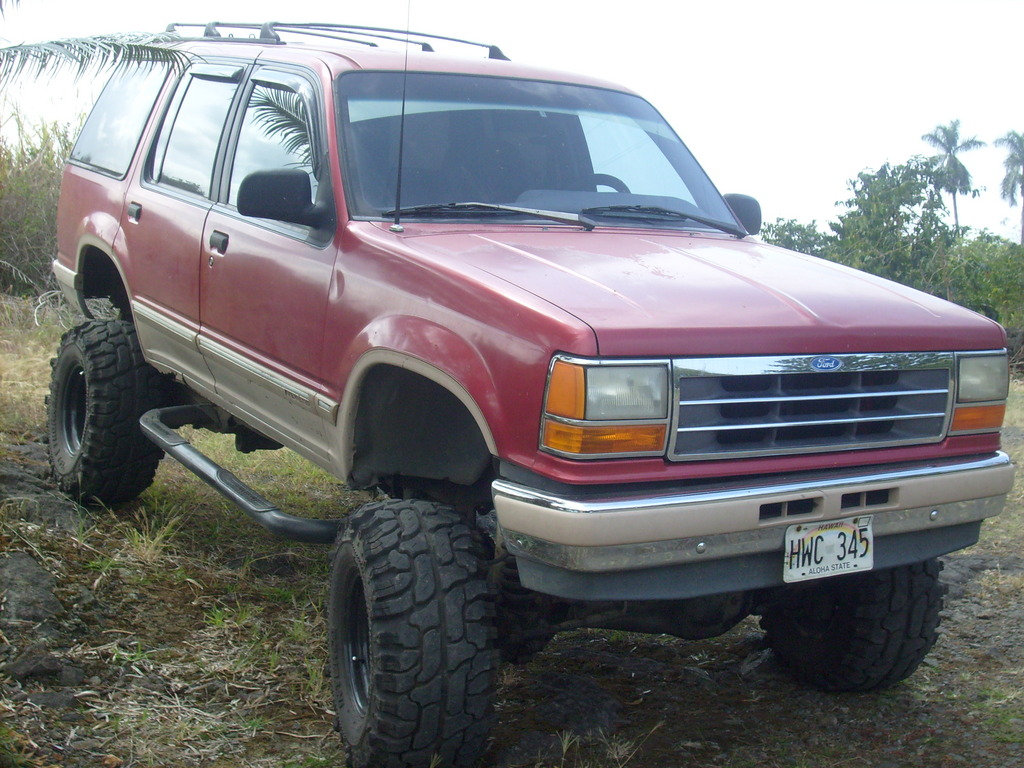 mudboyz 1992 ford explorer specs  photos  modification