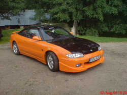 Zuupers 1992 Mazda MX-6