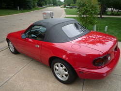 lostatsees 1990 Mazda Miata MX-5