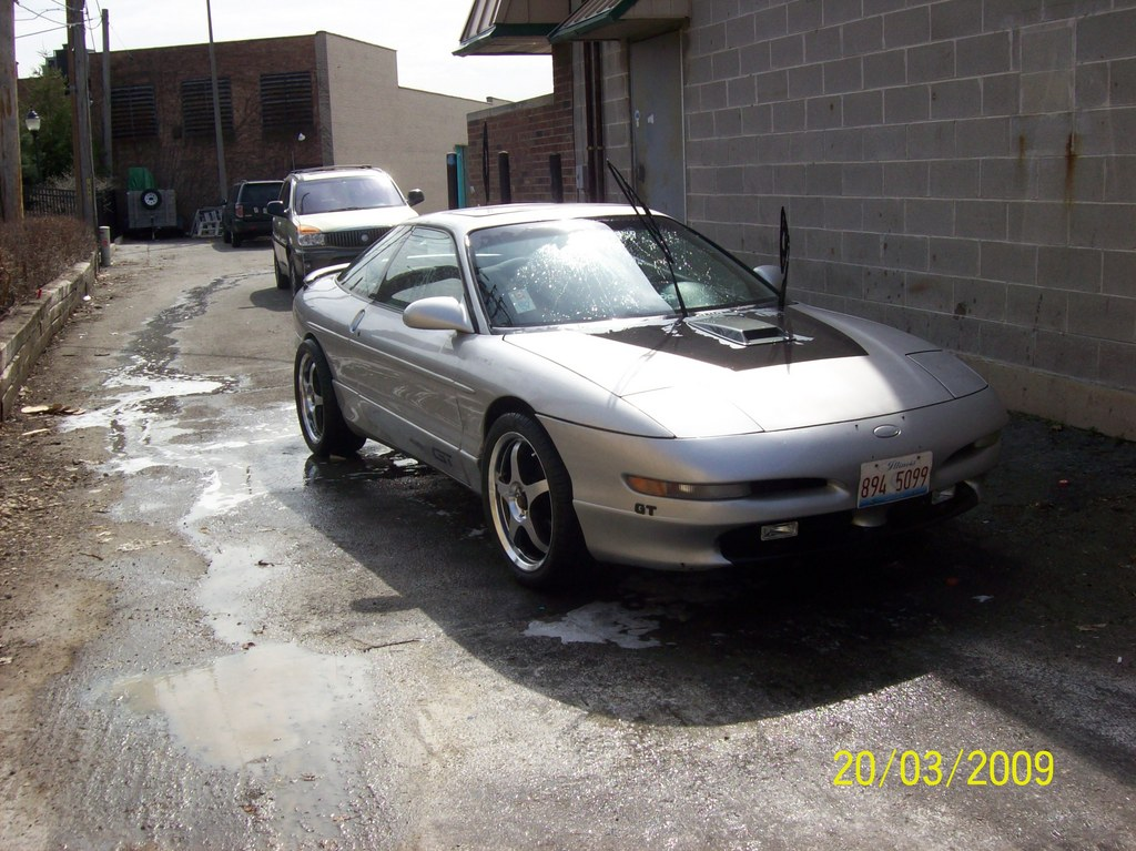 sotol58 1993 Ford Probe
