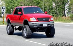 loudford1210s 2001 Ford F150 SuperCrew Cab