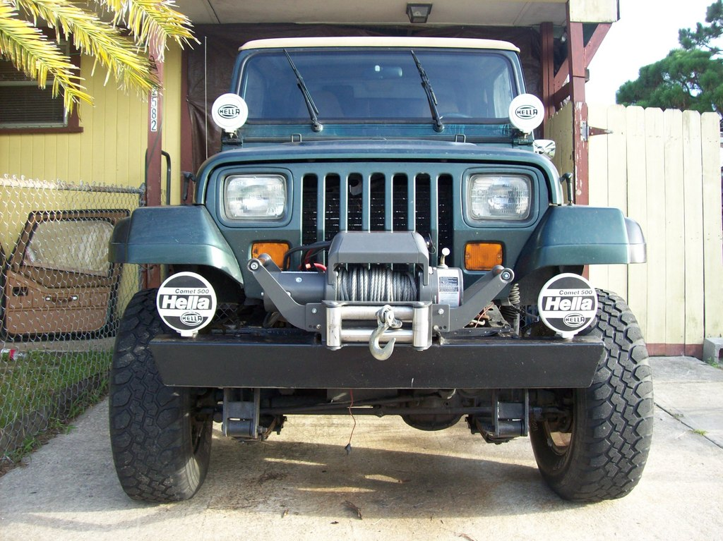 Another st2joker 1994 Jeep YJ post... - 13608923