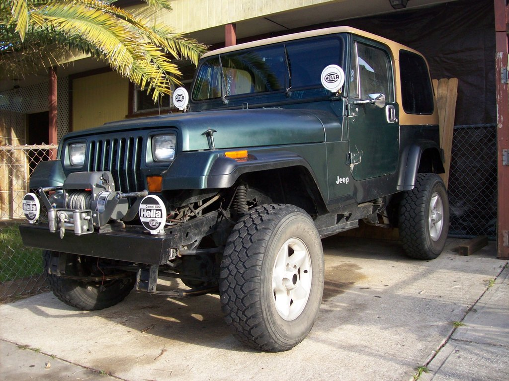 Another st2joker 1994 Jeep YJ post... - 13608924