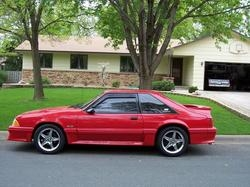 strechedraven 1990 Ford Mustang 13609869