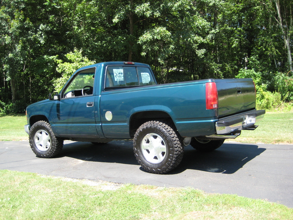 Another irocz3 1997 Chevrolet C/K Pick-Up post... - 13619227