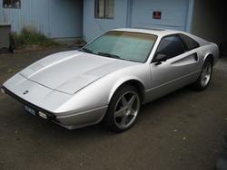 1988 Fiero Formula 308 Rebody, kit car, replica Mera Ferrari