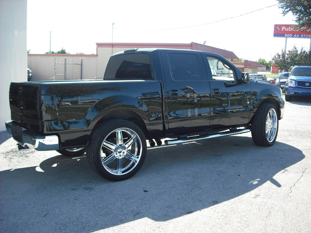 Another TRIPLE8AUTO 2004 Ford F150 SuperCrew Cab post... - 13610235