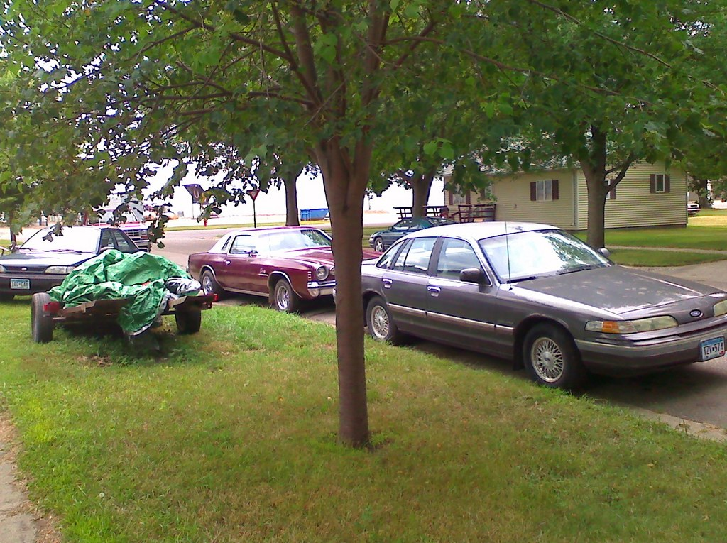 Another Boomanator 1992 Ford Crown Victoria post... - 13610363