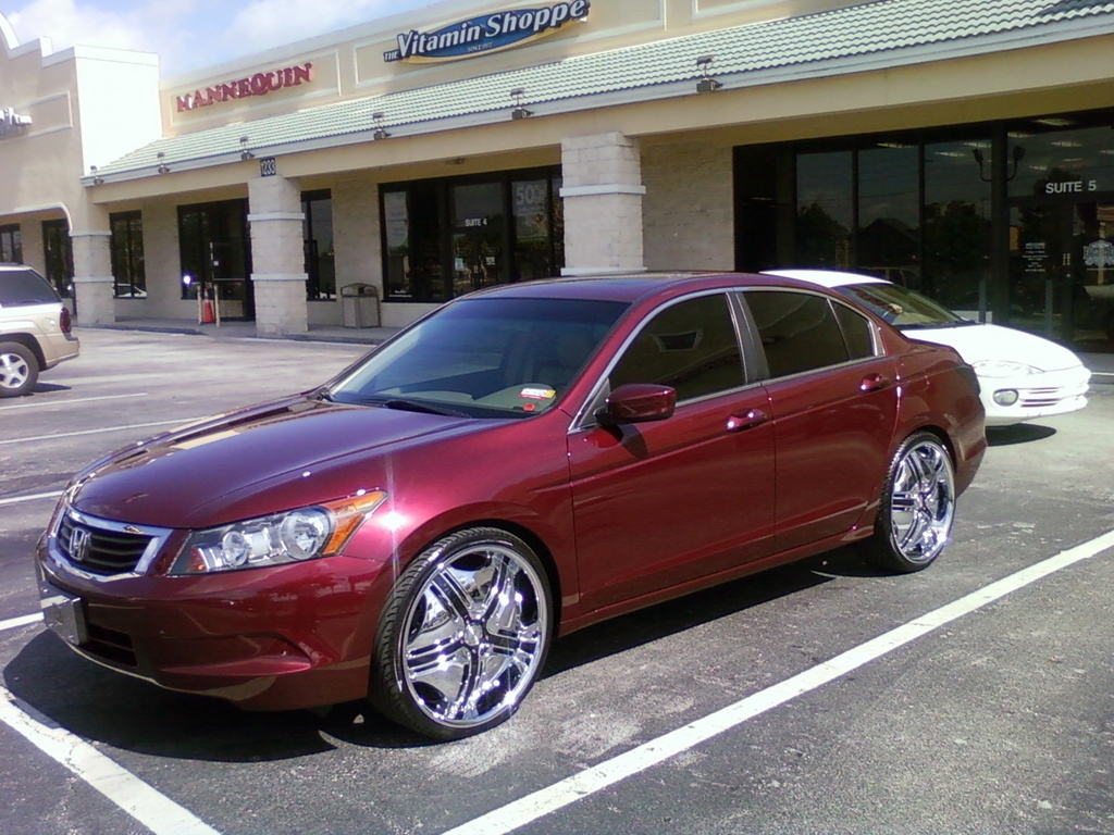 Scott_Darryl's 2009 Honda Accord