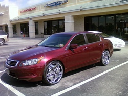 Scott_Darryls 2009 Honda Accord