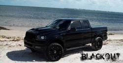 BLACKOUTfx 2005 Ford F150 Regular Cab