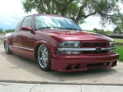 Concept_Lil_Mayas 2001 Chevrolet S10 Regular Cab
