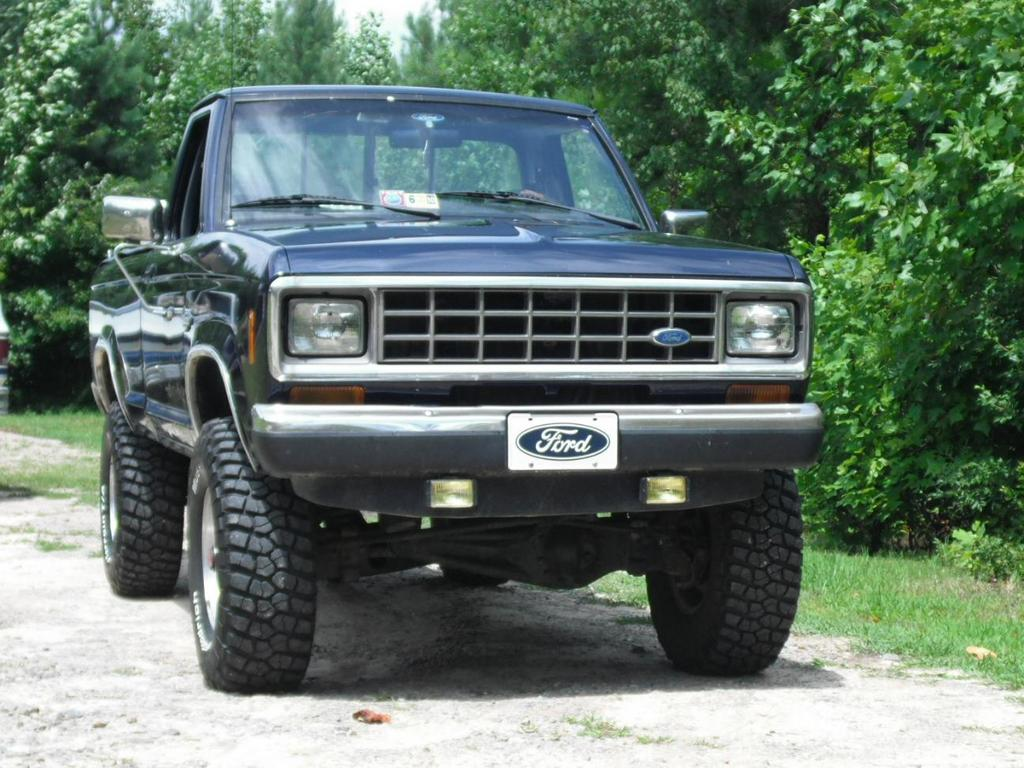 1988 Ford Ranger Pictures