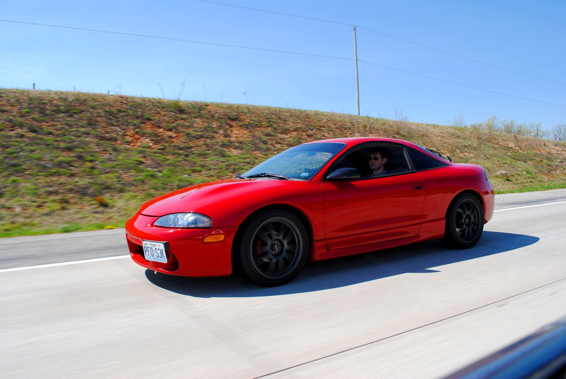 Dyesuperman 1995 Mitsubishi Eclipse Specs, Photos, Modification Info