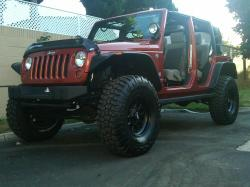 Dyvynes 2009 Jeep Wrangler