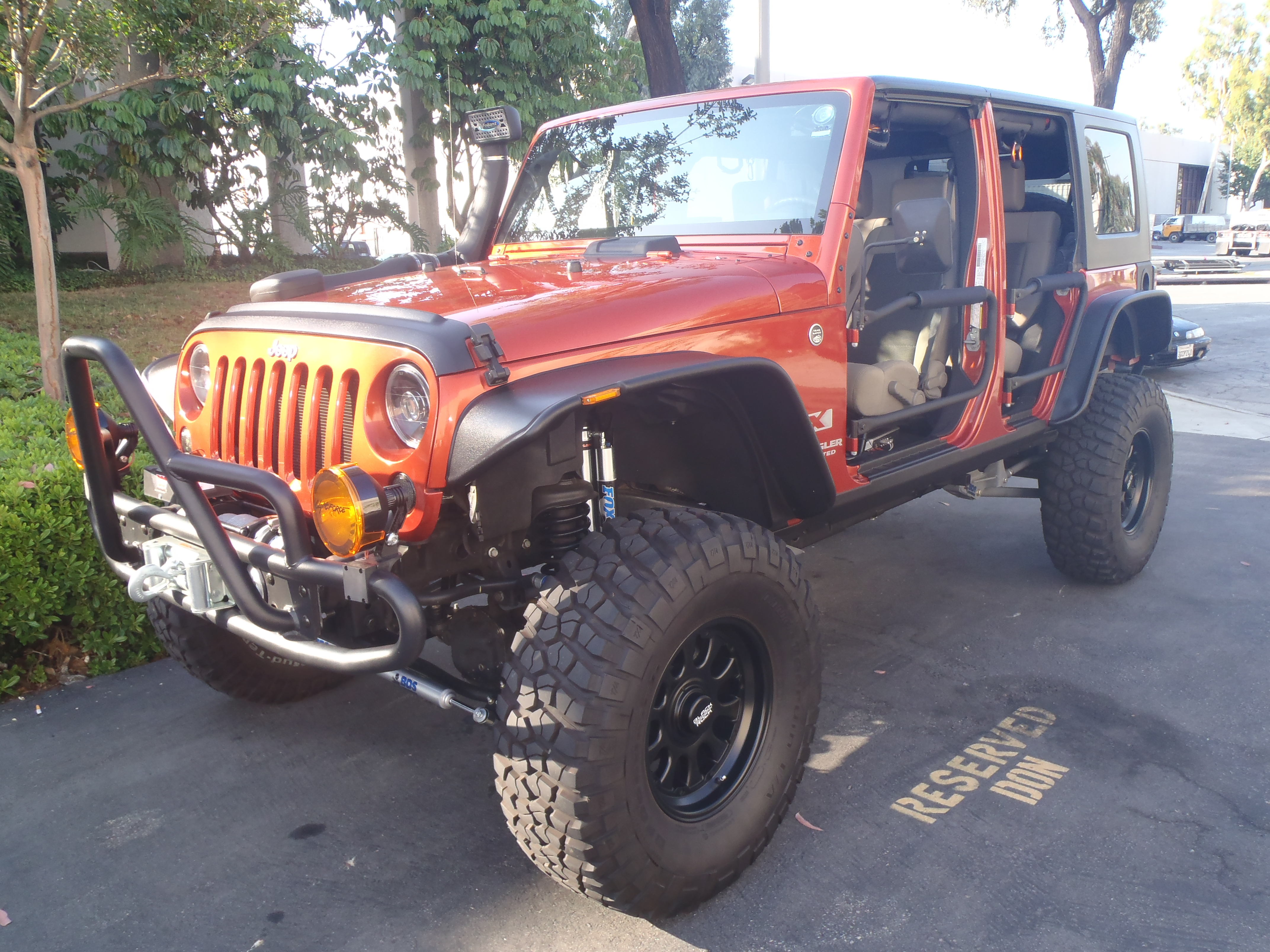 Another Dyvyne 2009 Jeep Wrangler post... - 13611926