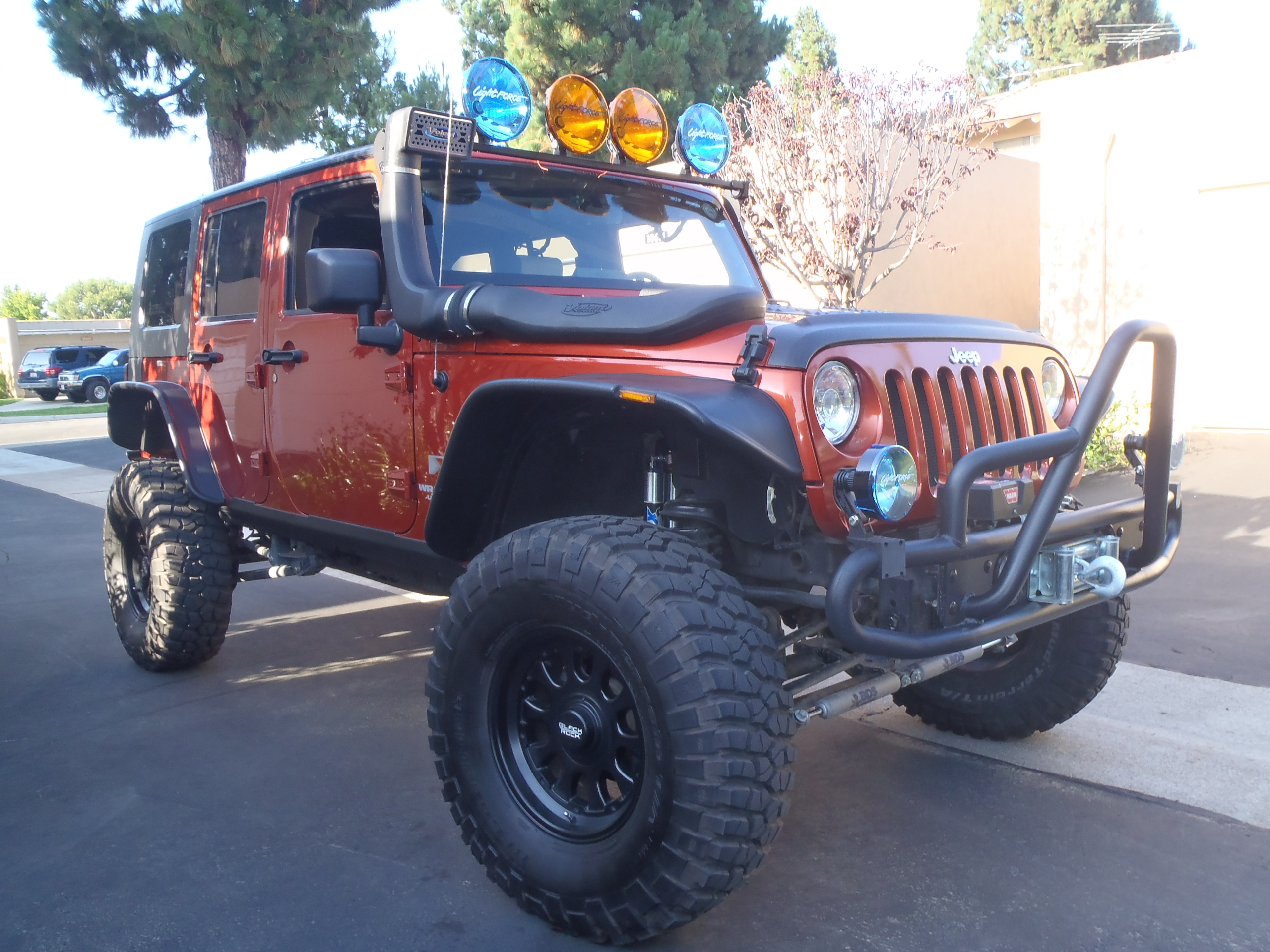 Another Dyvyne 2009 Jeep Wrangler post... - 13611932