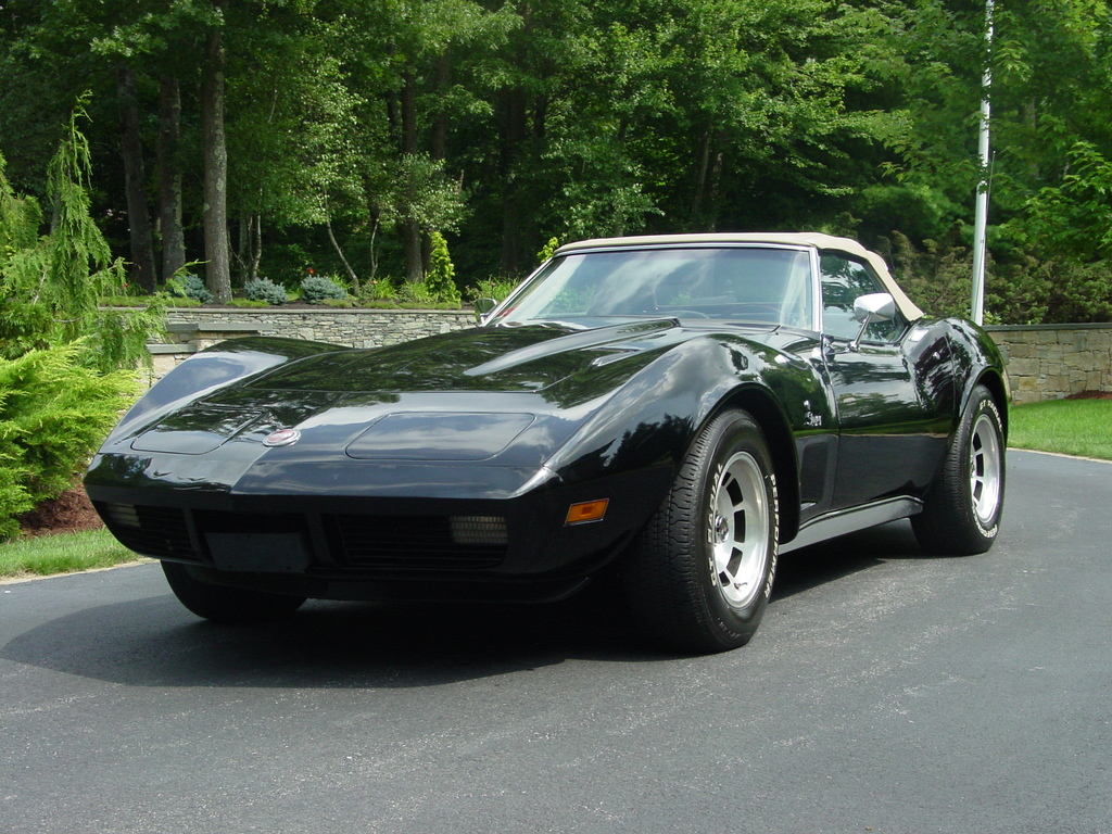 Cwfalconfootball 1974 Chevrolet Corvette Specs Photos