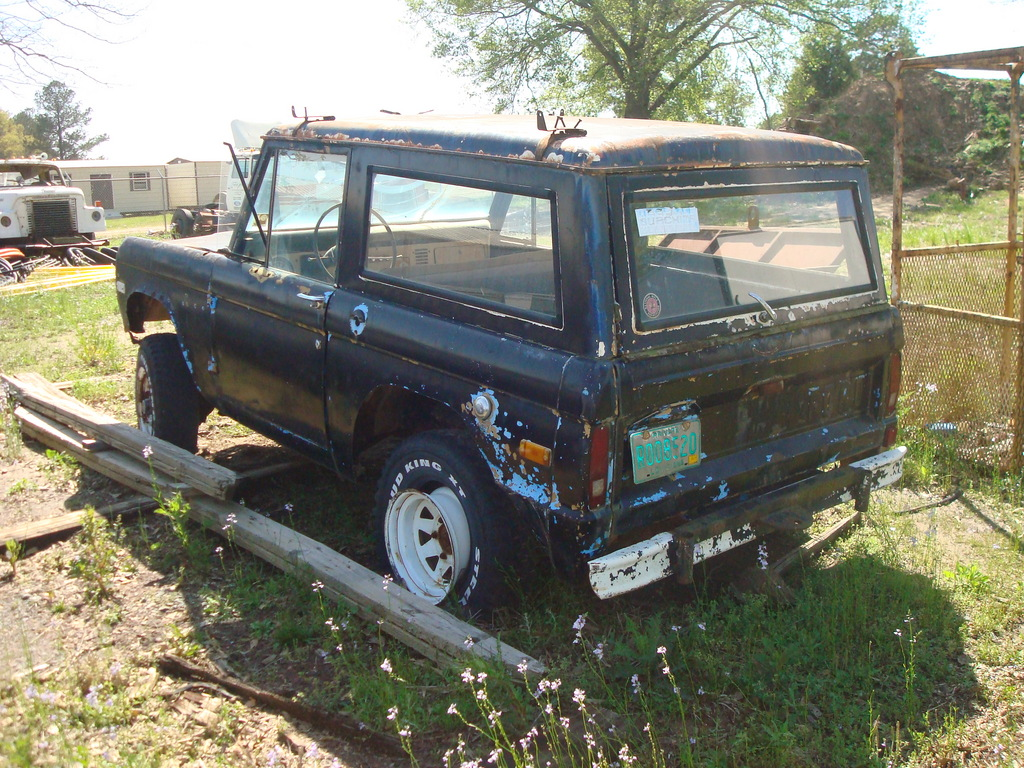 Another triggers68 1969 Ford Bronco post... - 13611443