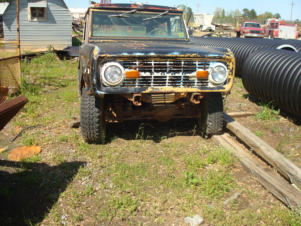 Another triggers68 1969 Ford Bronco post... - 13611444