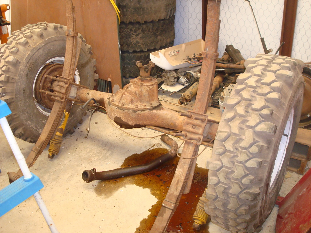 Another triggers68 1969 Ford Bronco post... - 13611464