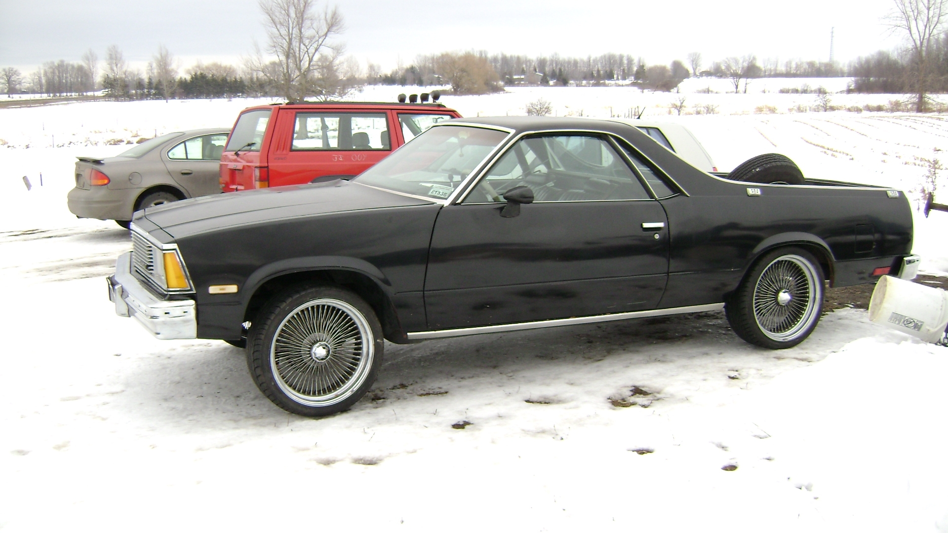 Another hillsidebbc 1982 Chevrolet El Camino post... - 13616543