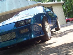 s-hawkrss 1992 Chevrolet Camaro