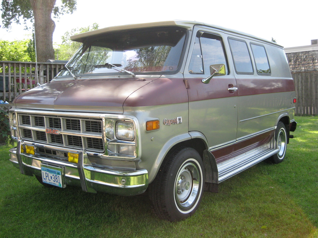 Balckvan 1981 Gmc Vandura 1500 Specs Photos Modification