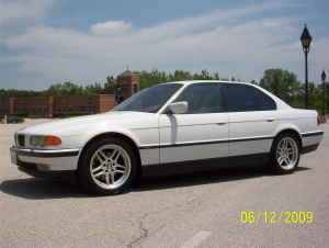 LVMoneyMaker 2000 BMW 7 Series