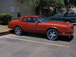 jlslim504s 1985 Chevrolet Monte Carlo