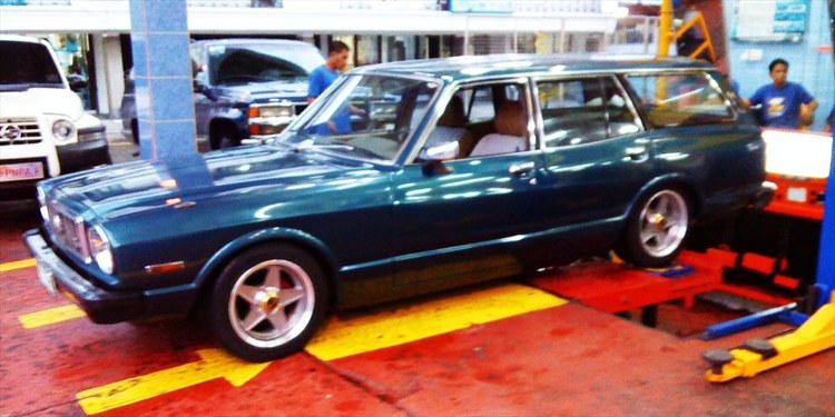 Another amg-560 1979 Toyota Cressida post... - 13614093