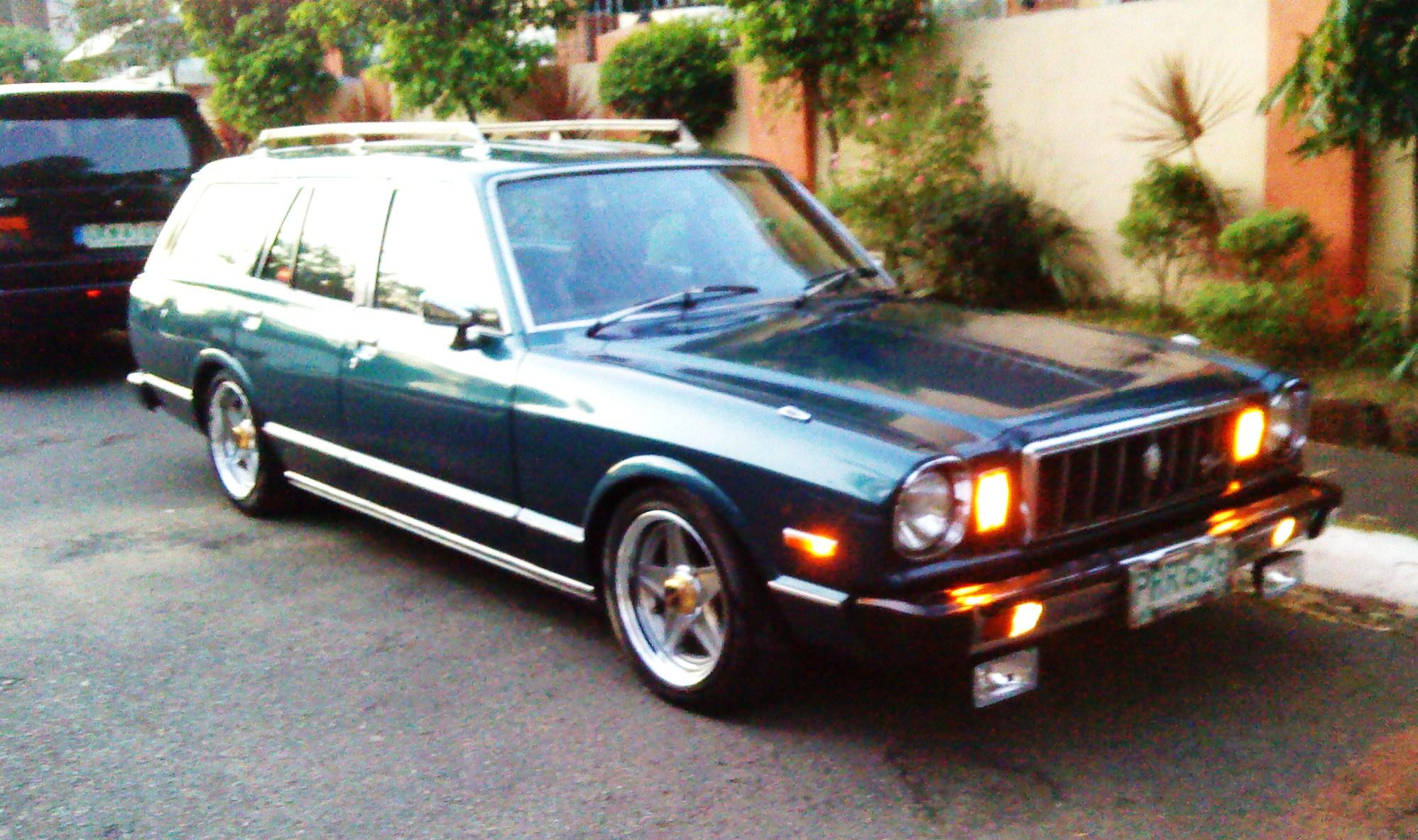 Another amg-560 1979 Toyota Cressida post... - 13614112