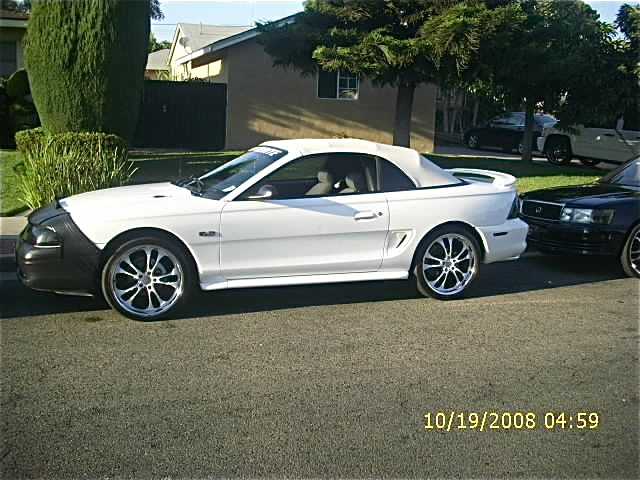ffrankie 1994 Ford Mustang 13614520