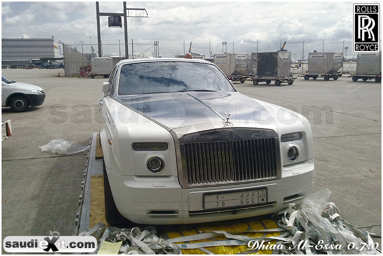 2009 Rolls-Royce Phantom