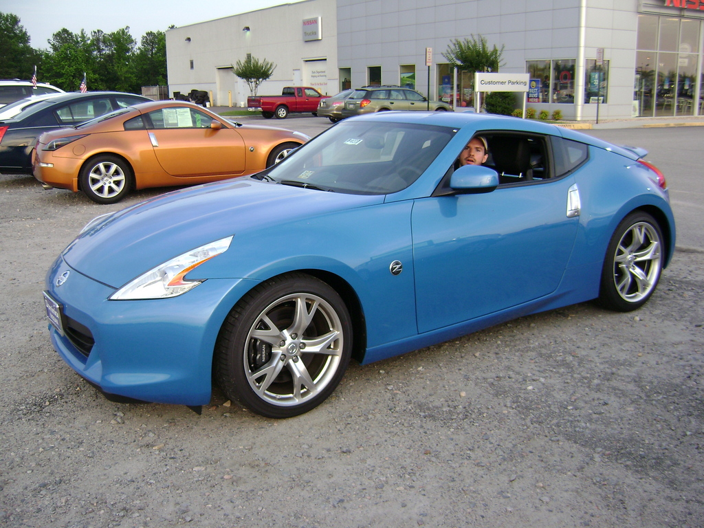 Another surfup 2009 Nissan 370Z post... - 13616683
