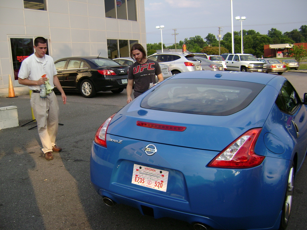 Another surfup 2009 Nissan 370Z post... - 13616684