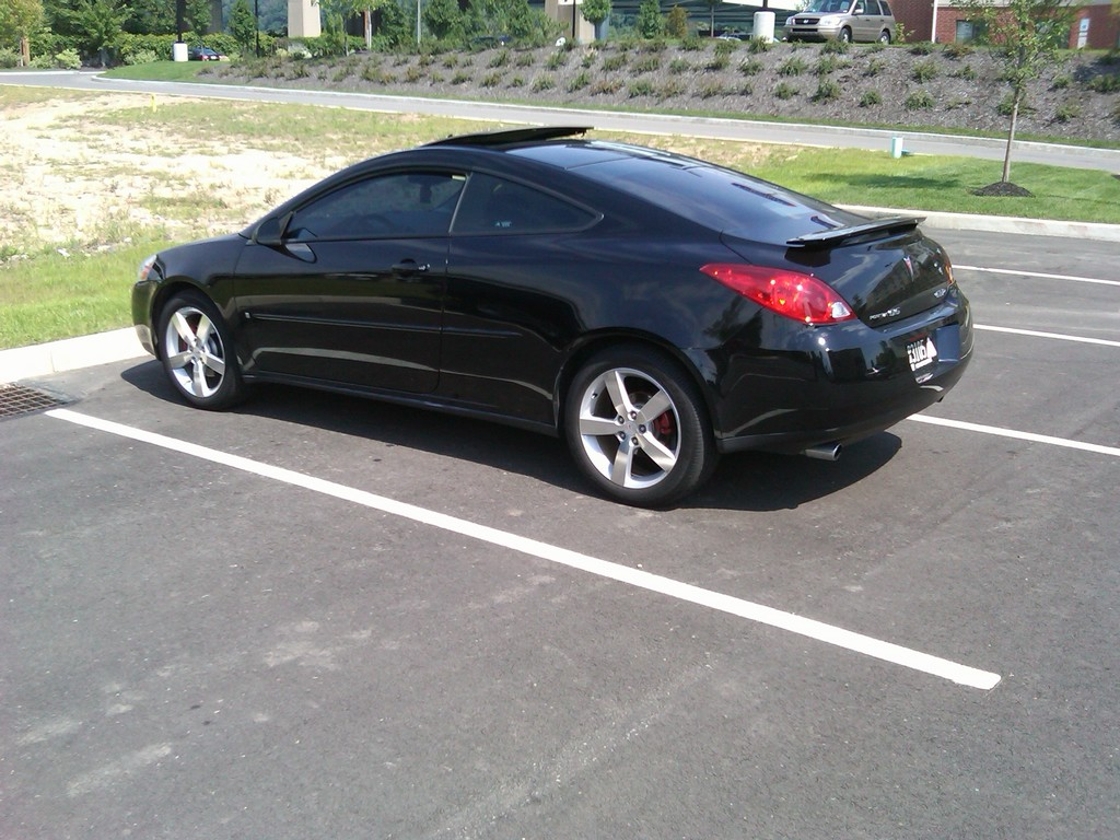 G6gtpjoe 2006 Pontiac G6 Specs Photos Modification Info