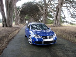 ftmunteans 2008 Volkswagen R32