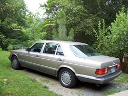 tennesseestorms 1988 Mercedes-Benz S-Class