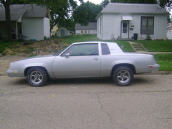 tje22s 1981 Oldsmobile Cutlass Supreme
