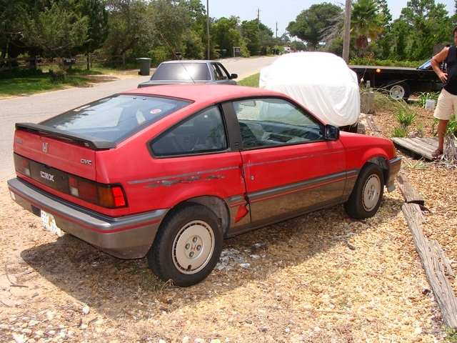 Another DaBiGZ 1987 Honda CRX post... - 13620190