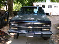 DaTeachas 1991 Chevrolet Suburban 1500