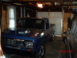 PIMPILLACs 1984 Ford Ranger Regular Cab