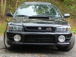 Sipsets 2001 Subaru Impreza
